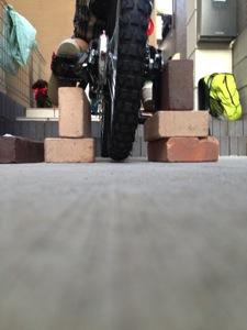 補助なし自転車ほぼマスター