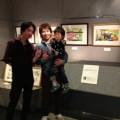 田川秀樹さんの展覧会