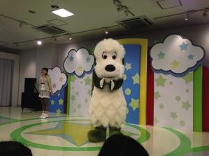 NHKスタジオパークでモノノフおじさん出没!