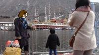 海賊船,箱根,旅行