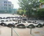 タイヤいっぱい公園