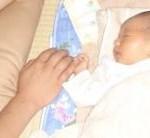 お昼寝と息子の将来