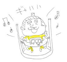 $父ちぼいの絵日記-ジャンパルー