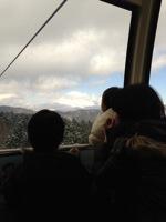 箱根,旅行,ロープウェイ,富士山